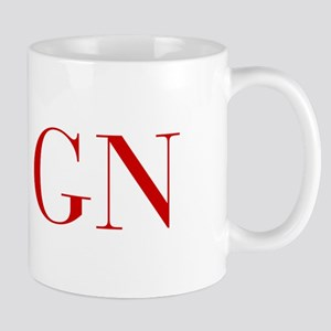 GN-bod red2 Mugs