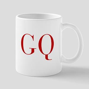 GQ-bod red2 Mugs