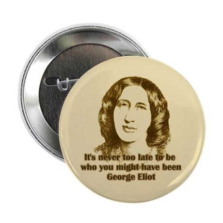 George Eliot Quote Button