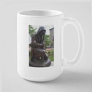 Large Memorial Mug