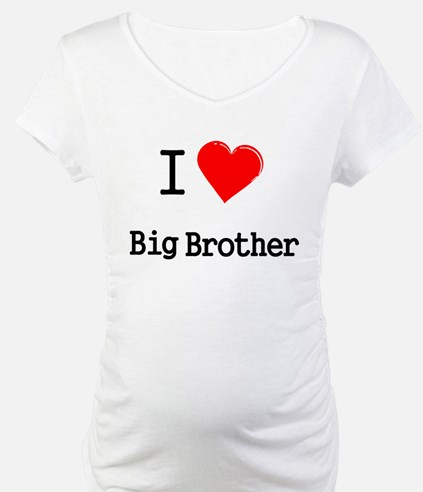 I heart big brother Shirt