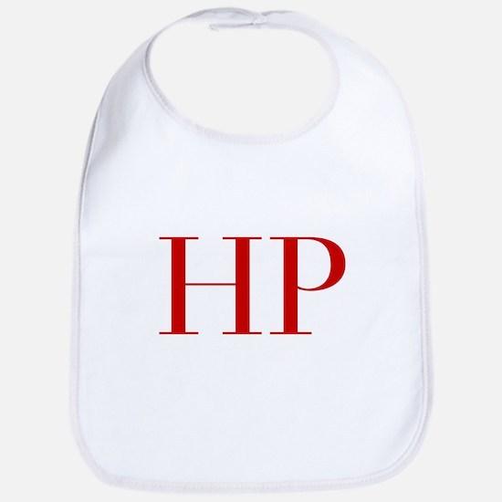HP-bod red2 Bib