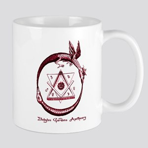 Alchemical Ouroboros Mugs