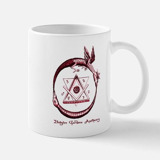 Alchemical Ouroboros Mugs