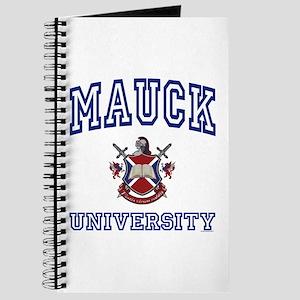 MAUCK University Journal