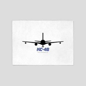 KC-46 5'x7'Area Rug