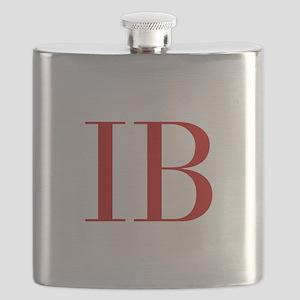 IB-bod red2 Flask