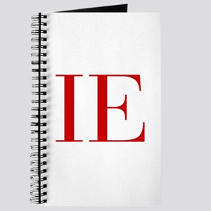 IE-bod red2 Journal