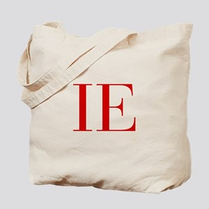 Ie Bod Red2 Tote Bag