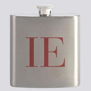 IE-bod red2 Flask