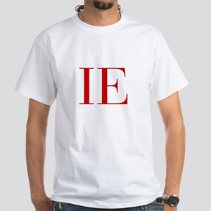 IE-bod red2 T-Shirt