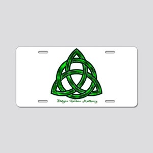 Keltic Knot Aluminum License Plate