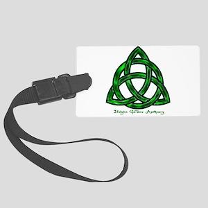 Keltic Knot Luggage Tag