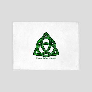 Keltic Knot 5'x7'Area Rug