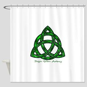 Keltic Knot Shower Curtain