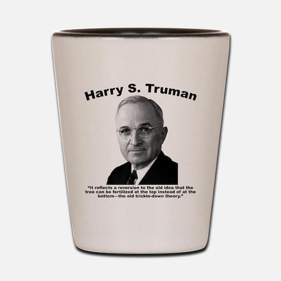Truman: Trickle Shot Glass