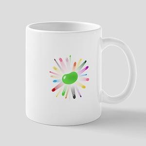 pink jellybean blowout 2 Mug