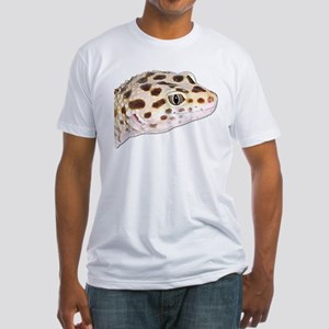 Leopard geckos Fitted T-Shirt