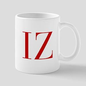 IZ-bod red2 Mugs