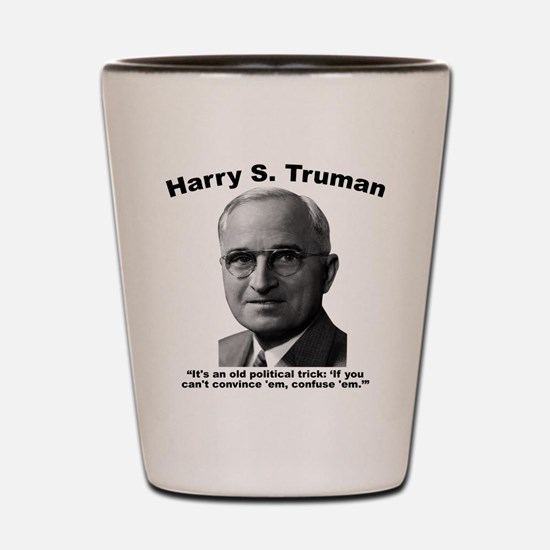 Truman: Trick Shot Glass