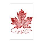 Cool Canada Souvenir Mini Poster Print