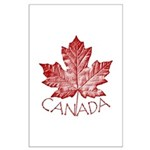 Cool Canada Souvenir Large Poster