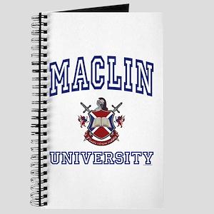 MACLIN University Journal