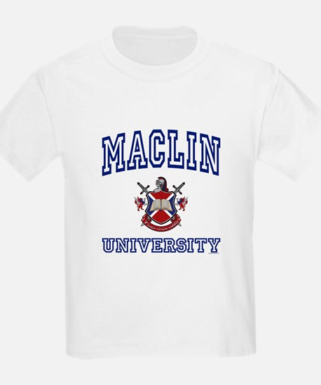 MACLIN University T-Shirt