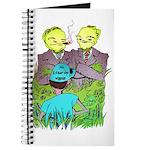 I Fear No Weeds Journal