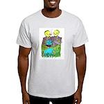 I Fear No Weeds Light T-Shirt