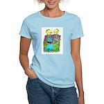 I Fear No Weeds Women's Light T-Shirt