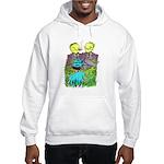 I Fear No Weeds Hooded Sweatshirt