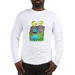I Fear No Weeds Long Sleeve T-Shirt
