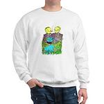 I Fear No Weeds Sweatshirt