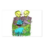 I Fear No Weeds Postcards (Package of 8)