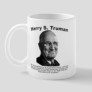 Truman: President Mug