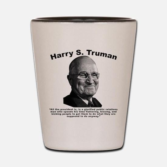 Truman: President Shot Glass