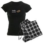 Muffin Junkie Women's Dark Pajamas