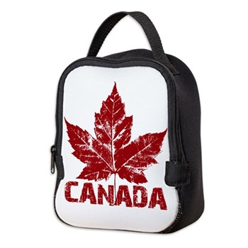 Cool Canada Souvenir Neoprene Lunch Bag