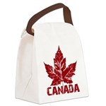 Cool Canada Souvenir Canvas Lunch Bag
