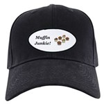 Muffin Junkie Black Cap