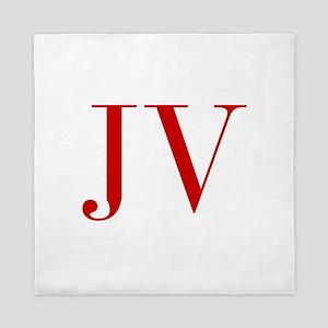 JV-bod red2 Queen Duvet