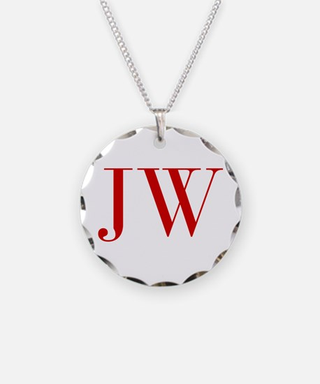 JW-bod red2 Necklace