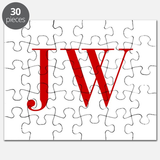 JW-bod red2 Puzzle