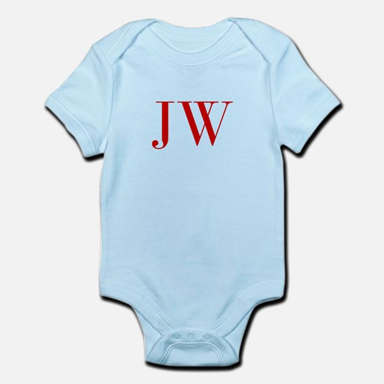 JW-bod red2 Body Suit