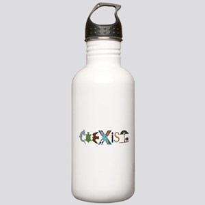 Coexist with Animals Water Bottle