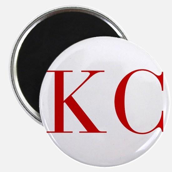 KC-bod red2 Magnets