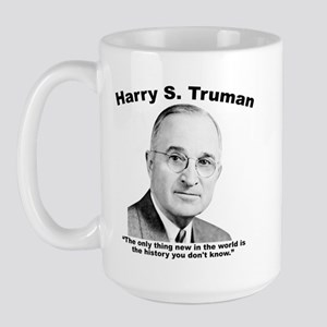 Truman: History Large Mug
