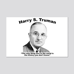 Truman: History Mini Poster Print