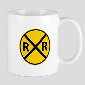 Railroad Crossing Mugs
